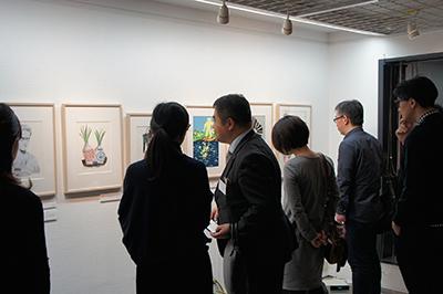 TIS公募受賞作品展が開催中です。_f0171840_10374919.jpg