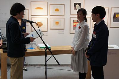 TIS公募受賞作品展が開催中です。_f0171840_10411454.jpg