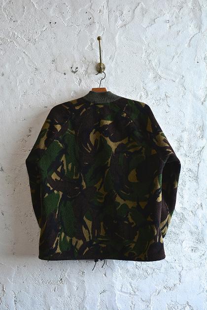 U.K. army DPM camouflage fleece jacket_f0226051_1525852.jpg