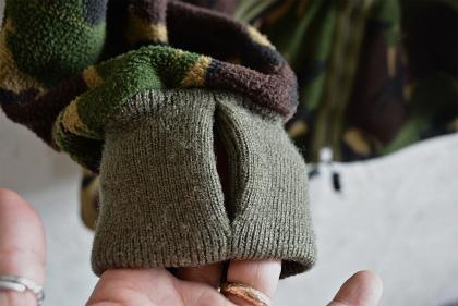 U.K. army DPM camouflage fleece jacket_f0226051_1572376.jpg