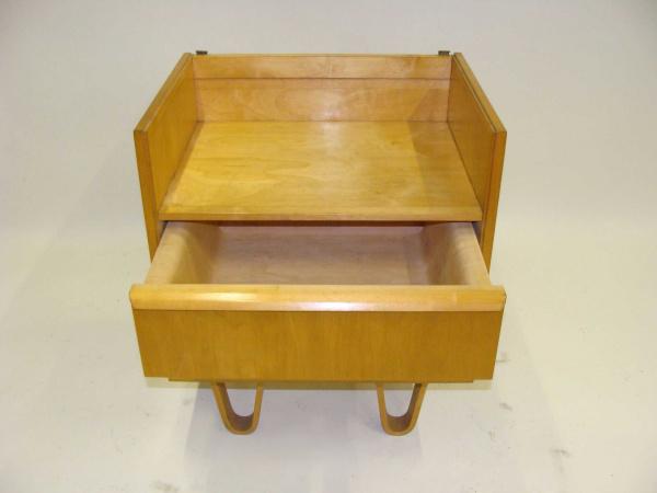 "\""Cees Braakman Cabinet 2 Drawers + Glass Top\""ってこんなこと。_c0140560_9434819.jpg"