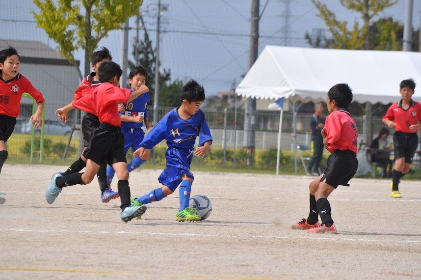 JAバンク鳥取 ちょきんぎょカップ 第18回鳥取県少年サッカー(Uー10)大会_f0104461_23365081.jpg