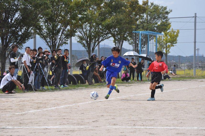 JAバンク鳥取 ちょきんぎょカップ 第18回鳥取県少年サッカー(Uー10)大会_f0104461_23365457.jpg