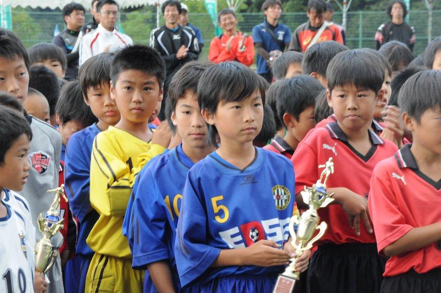 JAバンク鳥取 ちょきんぎょカップ 第18回鳥取県少年サッカー(Uー10)大会_f0104461_23371328.jpg