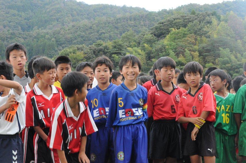 JAバンク鳥取 ちょきんぎょカップ 第18回鳥取県少年サッカー(Uー10)大会_f0104461_23372100.jpg