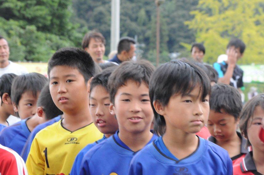JAバンク鳥取 ちょきんぎょカップ 第18回鳥取県少年サッカー(Uー10)大会_f0104461_2337529.jpg