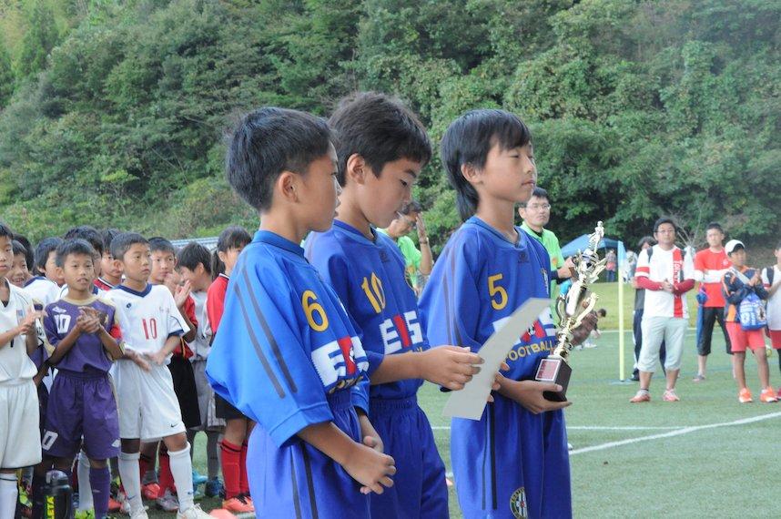 JAバンク鳥取 ちょきんぎょカップ 第18回鳥取県少年サッカー(Uー10)大会_f0104461_2337937.jpg
