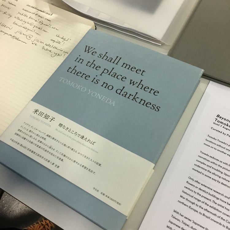初夏のロンドンレポート その1米田知子展 Tomoko Yoneda  #photography #contemporaryart #gallery _b0074921_21325985.jpg
