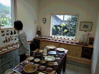 倉田牧郎さん個展&黒猫展_b0011075_17571529.jpg