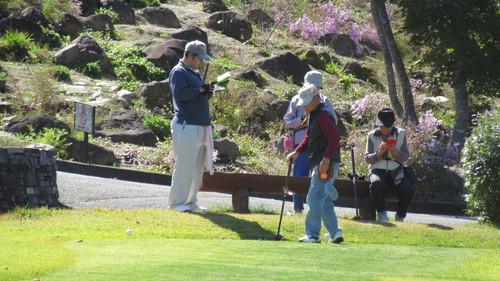 2015第13回パークゴルフ定期大会の様子_b0219993_1747155.jpg