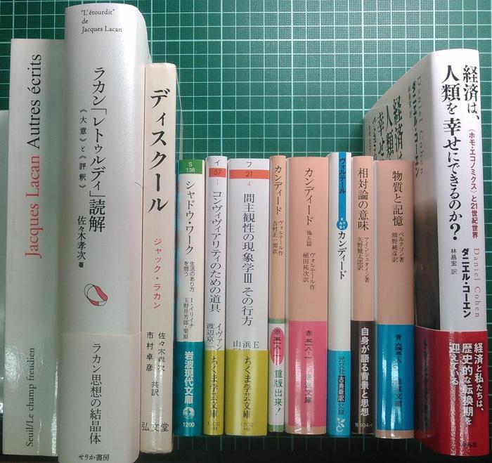 注目新刊:佐々木孝次さんによるラカン「レトゥルディ」の訳解、ほか_a0018105_2244217.jpg