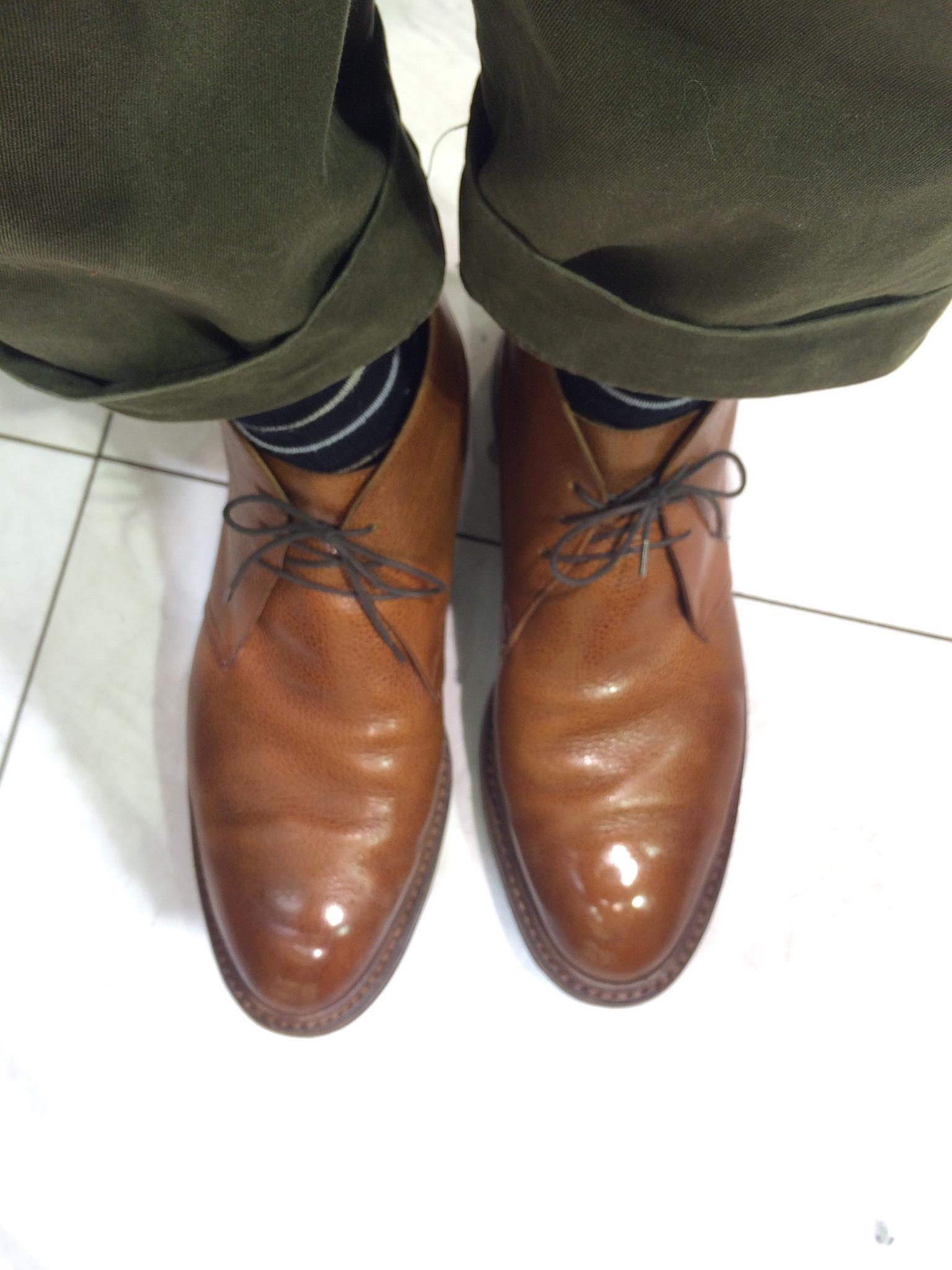 靴と一緒に育てるブラシ_b0226322_11340364.jpg