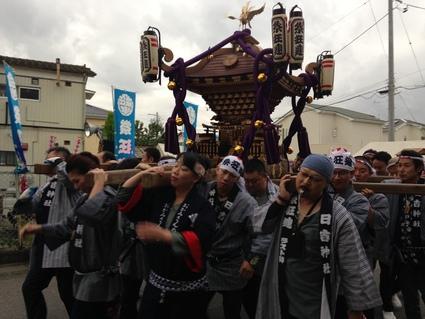 『 日吉神社秋祭り 』_f0259324_2021110.jpg