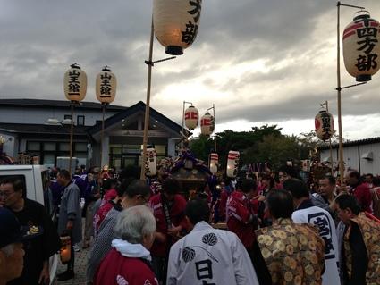 『 日吉神社秋祭り 』_f0259324_2022714.jpg