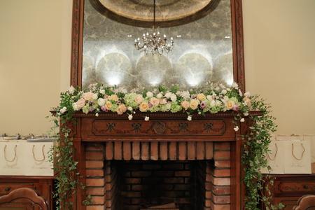秋の装花 リストランテASO様へ 人を幸せにする花を_a0042928_21431944.jpg