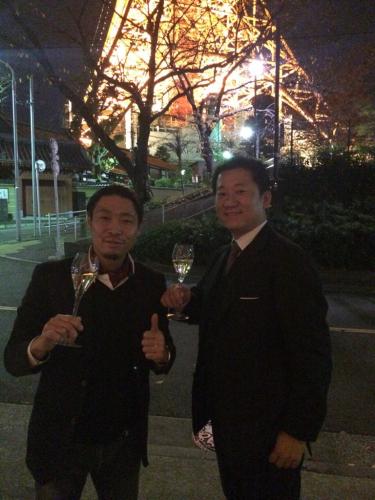 京都カルヴァドスアンバサダーの信濃屋第2弾‼︎_d0011635_18243207.jpg