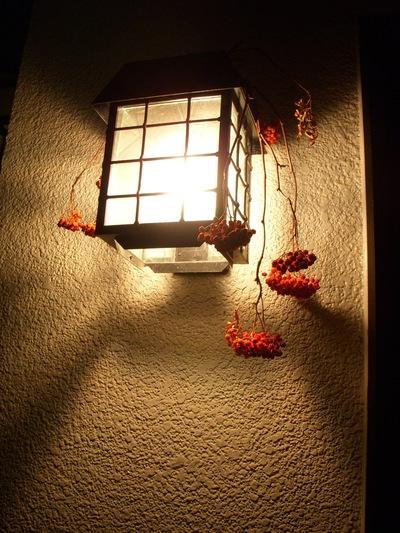 門燈。。。_a0229658_1634404.jpg