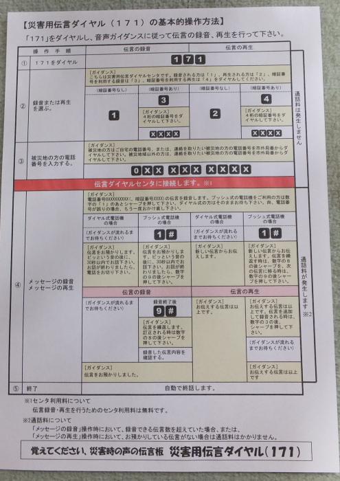 ■■ 我が家の地震対策 4 ■■_c0195662_22241039.jpg