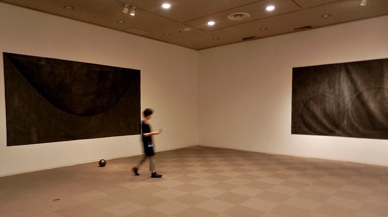 ◆『松谷武判の流れ』展・・・西宮大谷記念美術館_e0154682_16392240.jpg