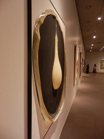 ◆『松谷武判の流れ』展・・・西宮大谷記念美術館_e0154682_16484195.jpg