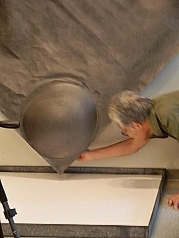 ◆『松谷武判の流れ』展・・・西宮大谷記念美術館_e0154682_16510659.jpg