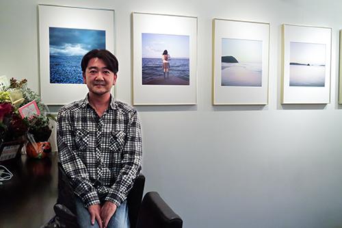 今日は写真展のハシゴ、遠藤和秀さん、打林俊さん、進藤祐光さんの写真展を巡って!_b0194208_2140642.jpg