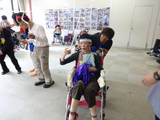 第二回 聖愛園運動会_a0154110_10141599.jpg