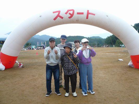 10/11 スポーツフェスタせいわ_a0154110_13595296.jpg