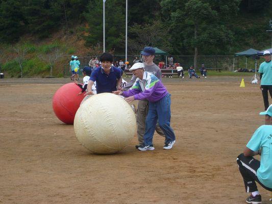 10/11 スポーツフェスタせいわ_a0154110_13595843.jpg