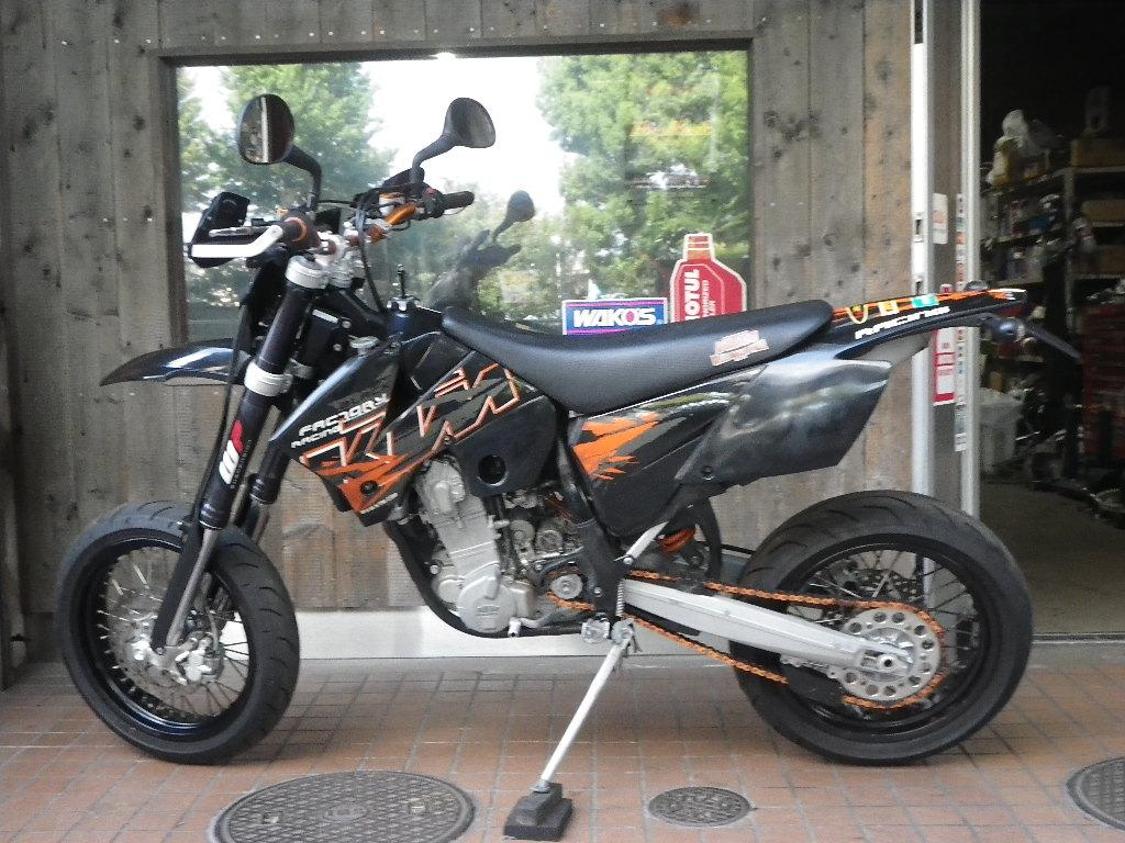 KTM 250EXCレーシングSM 入荷です! SOLDOUT!_e0325011_102518100.jpg
