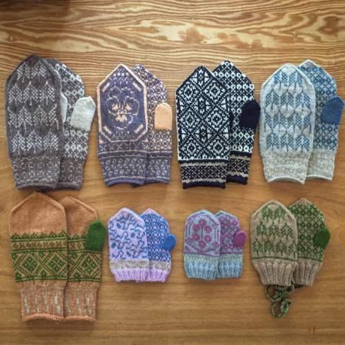 「冬の散歩道」出展者のご紹介 handmade mittens SUNAOさん。_e0060555_15013948.jpg