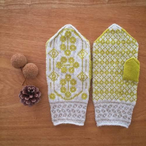 「冬の散歩道」出展者のご紹介 handmade mittens SUNAOさん。_e0060555_15023980.jpg