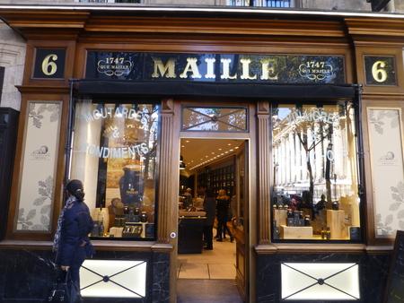 パリシリーズ  パリ・マイユの黒トリュフ_b0011584_7591161.jpg