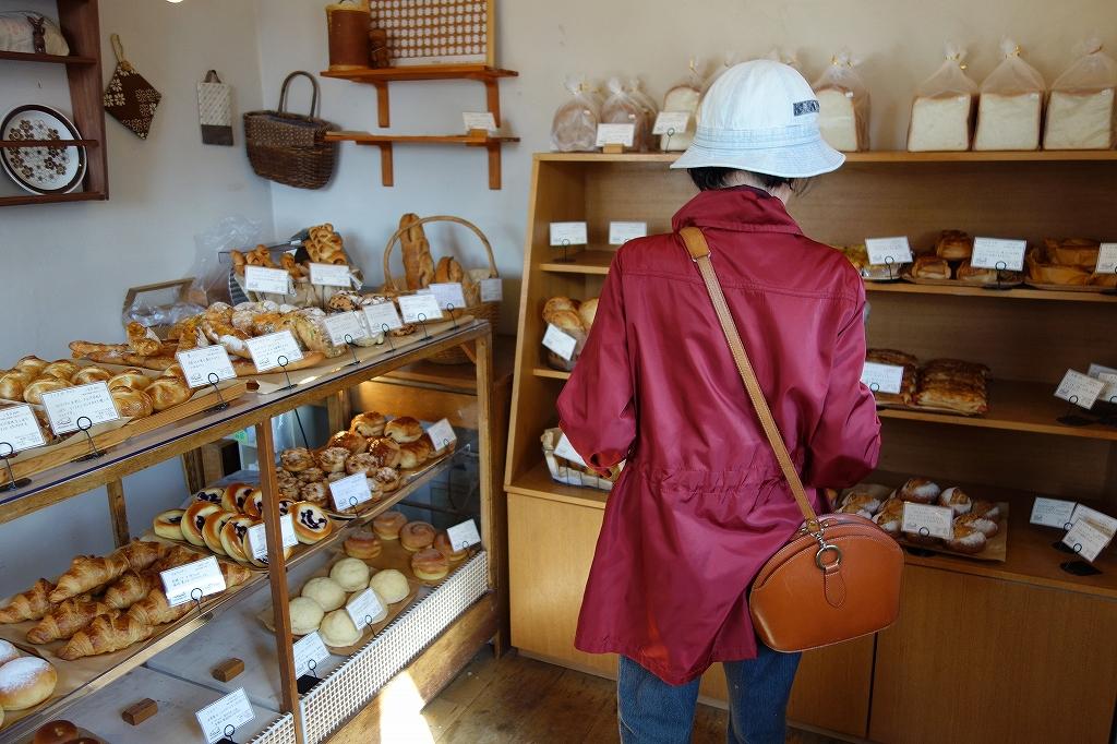 千歳のパン屋さん「ちいさなめ」_f0138096_1285684.jpg