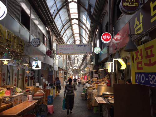 15年SWソウル  4★街歩きは通仁市場から_d0285416_23470634.jpg