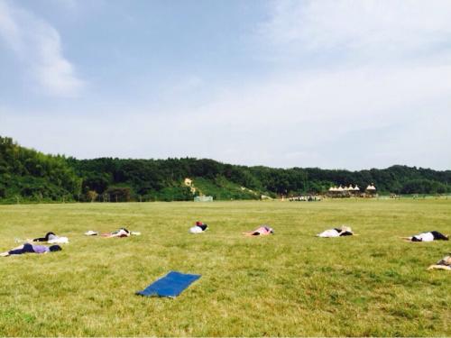 park yoga!!_a0185827_15351465.jpg