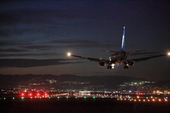 伊丹空港 誘導灯 2_a0294534_192531.jpg