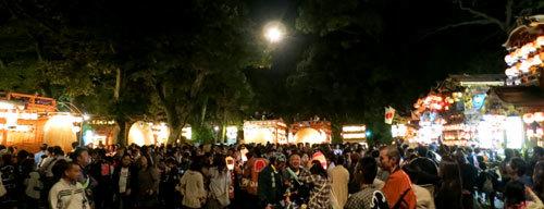 秋祭りざ〜んすぅ_c0089242_09072713.jpg