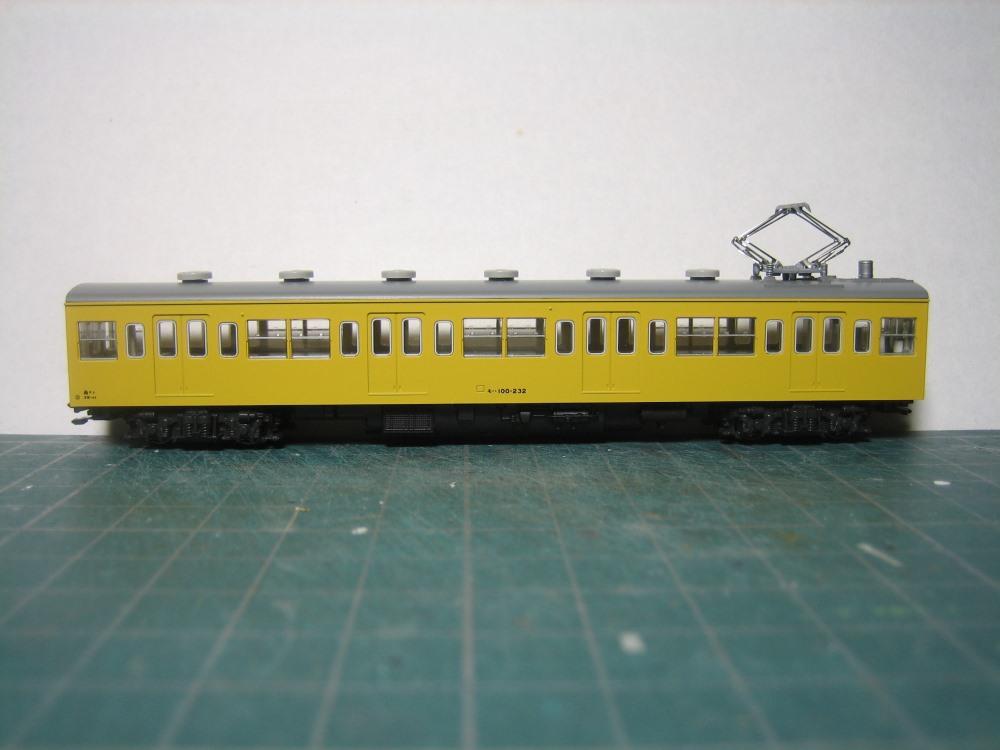 KATO 101系鶴見線3輌セット入線_e0120143_2239299.jpg