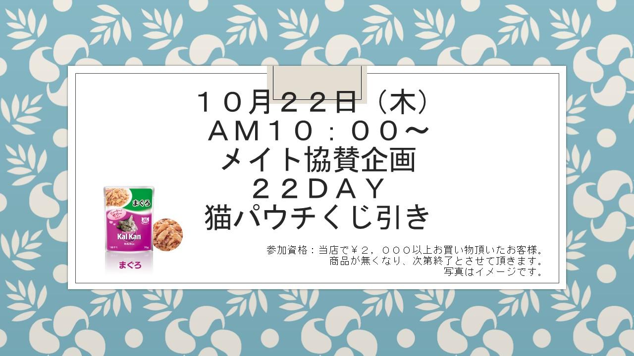 1511013 10月22日イベント告知_e0181866_97761.jpg
