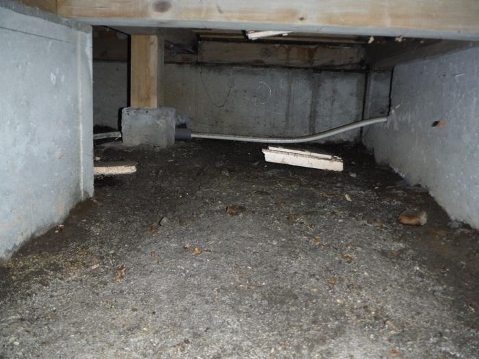 トイレ工事 ~ 床がベコベコするんです。_d0165368_3352813.jpg