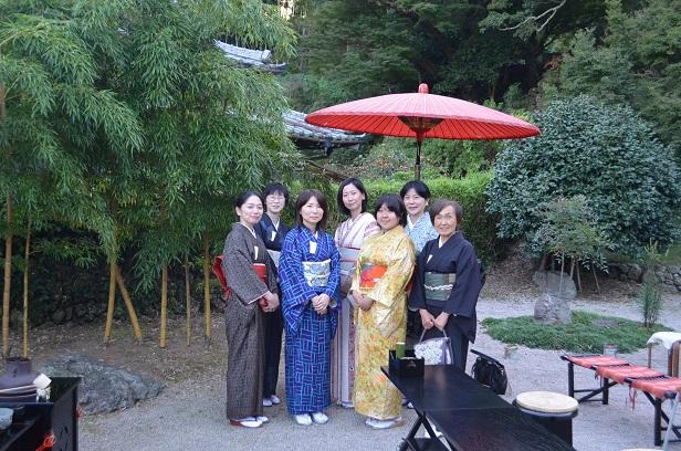 丸毛屋敷 お月見の茶会2015_d0230676_9553284.jpg