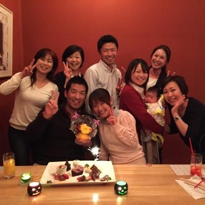 1st Anniversary‼T&Y_e0120789_13404147.jpg