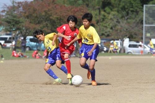 U-13&14 練習試合:vs 仙台中田 October 12, 2015_c0365198_23405523.jpg