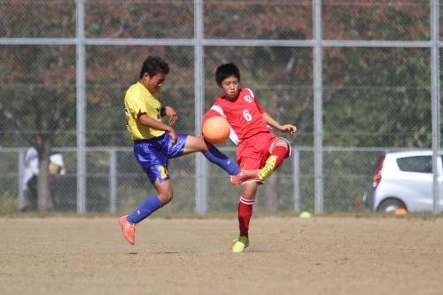 U-13&14 練習試合:vs 仙台中田 October 12, 2015_c0365198_23405954.jpg