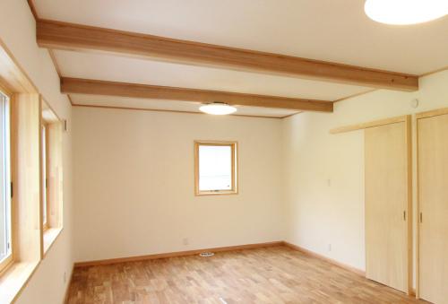 栄町公園の家:2階床下暖冷房概念図_e0054299_11514615.jpg