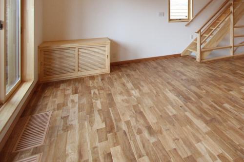 栄町公園の家:2階床下暖冷房概念図_e0054299_11524960.jpg