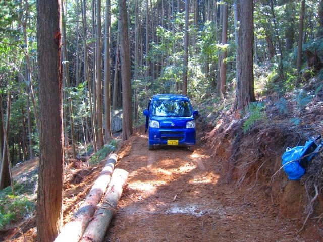 初々しい今年から始めた自伐型林業者たち_e0002820_07193247.jpg