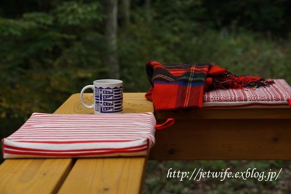 10月の八ヶ岳(1) ~Wood Deckが完成~_a0254243_17385916.jpg