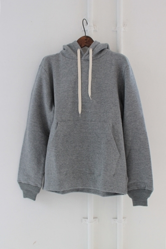 Vneck sweat & parka_e0247148_13210501.jpg